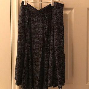 Lularoe Madison Skirt-Has Pockets!